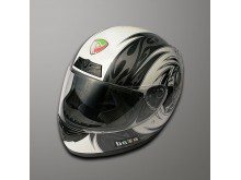 Helma Bella E1 white/black S